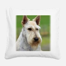 Scottish Terrier AA063D-101 Square Canvas Pillow