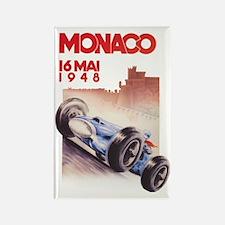 Monaco_final Rectangle Magnet