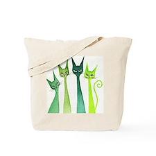 green dixie Tote Bag