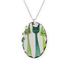 green dixie Necklace