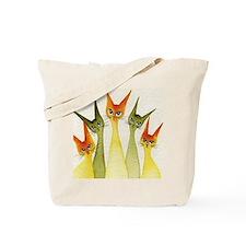 green hillsborough Tote Bag