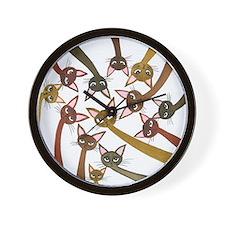 gr h Wall Clock