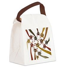 gr h Canvas Lunch Bag