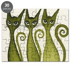green merrimack Puzzle
