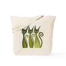 green merrimack Tote Bag