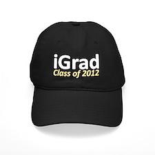 iGrad 2k12_dark Baseball Hat