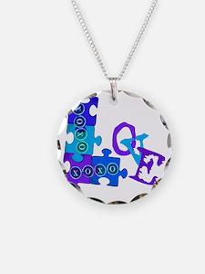 love_puzzle_piece_4 Necklace