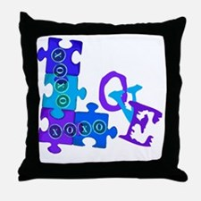 love_puzzle_piece_4 Throw Pillow