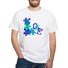 love_puzzle_piece_6 Shirt