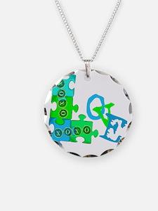 love_puzzle_piece Necklace