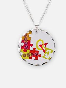 love_puzzle_piece_2 Necklace