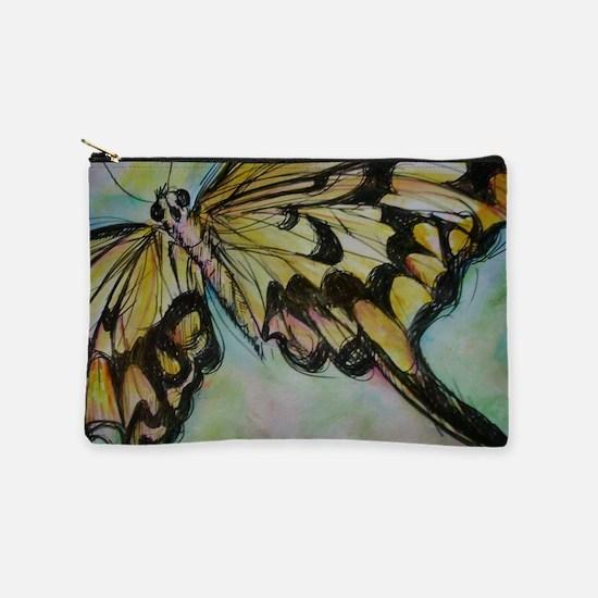 Butterfly, nature art! Makeup Pouch