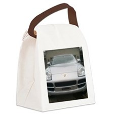 2006 Porsche Cayenne Canvas Lunch Bag