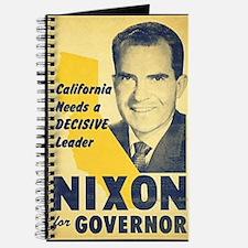 ART Nixon for Governor Journal