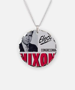 ART Nixon for Senate Necklace