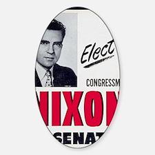 ART Nixon for Senate Decal
