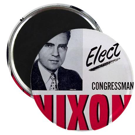 ART Nixon for Senate Magnet