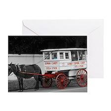IMG_8670 redblue copy Greeting Card