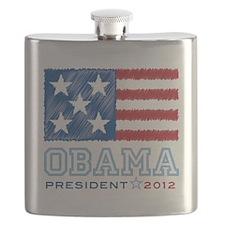 ObamaStars2012 Flask
