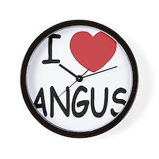 ANGUS Wall Clock