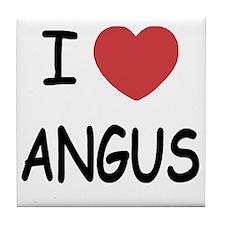 ANGUS Tile Coaster