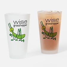 grasshopper Drinking Glass