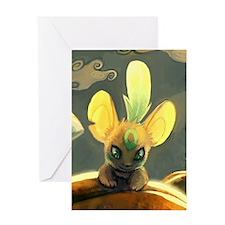 Transformice Halloween Greeting Card