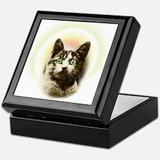 God Cat Keepsake Box