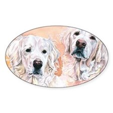 Bliss and Baylee 9x12 Decal