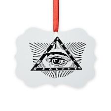eye-create-reality Ornament