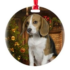 2011BeagleShirt Ornament