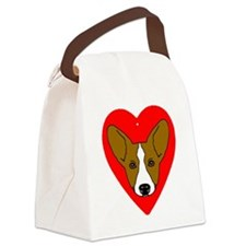 CWCLove2RD Canvas Lunch Bag