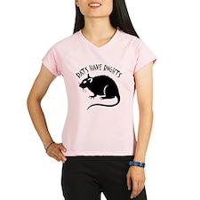 RatsHaveRights Performance Dry T-Shirt