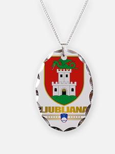Ljubljana COA Necklace