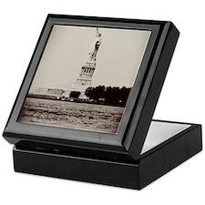 Vintage Liberty Keepsake Box