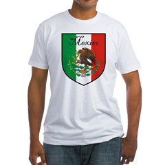 Mexican Flag / Mexico Crest Shirt