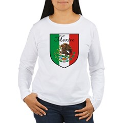 Mexican Flag / Mexico Crest T-Shirt