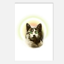 God Cat Postcards (Package of 8)