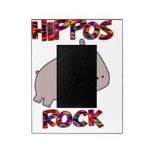 hippo Picture Frame