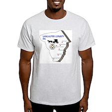 Lancaster county PA T-Shirt