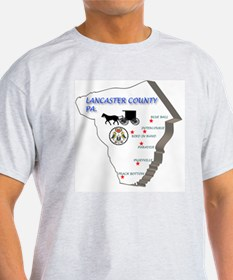 Lancaster county PA T-Shirt
