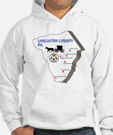 Lancaster county PA Hoodie