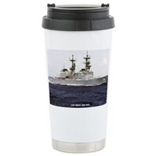 deyo large framed print Travel Mug