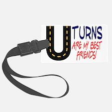 U-Turns2 Luggage Tag