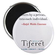 Ralph Waldo Emerson Quote Tall Magnet
