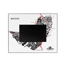 M-GY_BOS-MA_BK-RD_1 Picture Frame