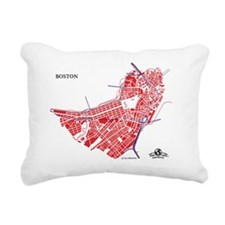 M-YL_BOS-MA_RD-PR_1 Rectangular Canvas Pillow