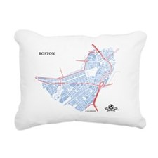 W-WH_BOS-MA_BL-RD_1 Rectangular Canvas Pillow
