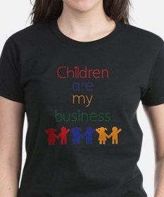 Children-are-my-business Tee