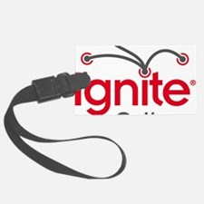 ignite_culture_cp Luggage Tag